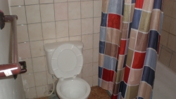 bathroom - upper flat