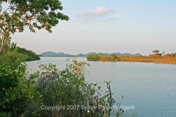 Belize Real Estate for sale on the Western Lagoon