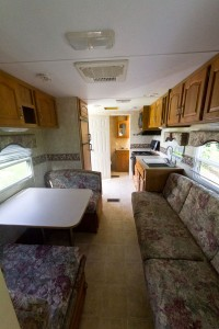 25' Keystone Travel Trailer/Mobile Home