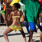 Dancing, Drumming and Drinking--Garifuna Settlement Day Parada
