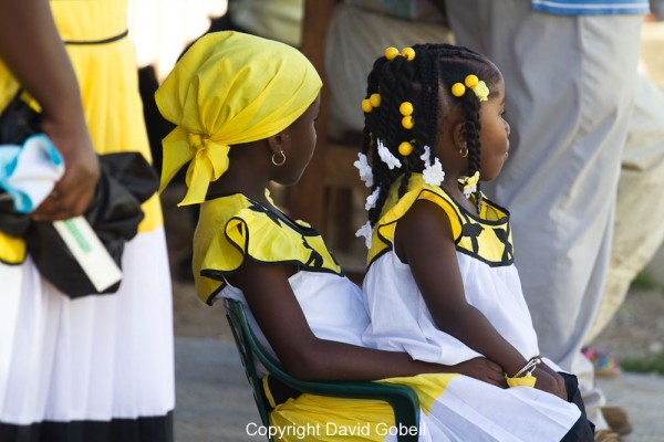 Traditional Colors of the Garifuna