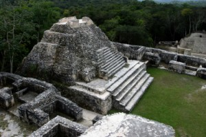 Some prime Belize real estate has Mayan ruins on it