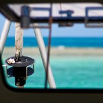 Belize real estate hunters charter catamarn to view cayes