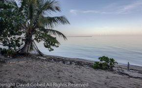 Belize Real Estate for sale-Stunning Sandy Beach Front Lot near Kanantik Resort No. 1437
